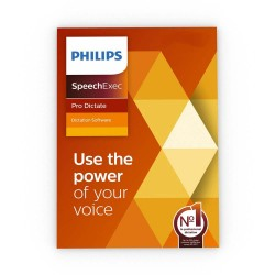 Philips SpeechExec Pro Dictation Software
