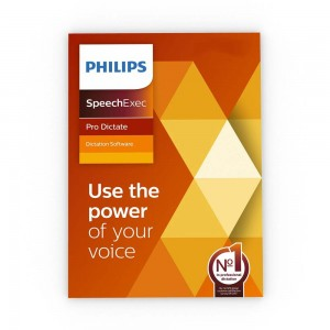 Philips SpeechExec Pro Dictation Software