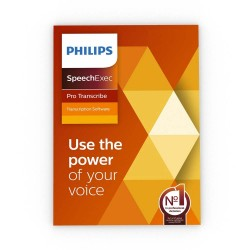 Philips SpeechExec Pro Transcription Software