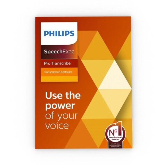 Philips SpeechExec Pro Transcription Software